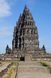 Prambanan Tempel Stockfotografie