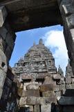 Prambanan Tempel Stockbilder