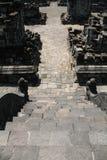 Prambanan-Tempel nahe Yogyakarta Stockfotografie