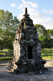 Prambanan temple. Temple Prambanan, one of world heritage located at Yogyakarta, Central Java, Indonesia Royalty Free Stock Photography