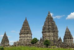 Prambanan Temple Royalty Free Stock Photos