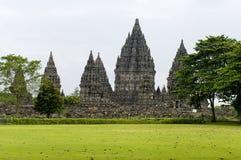 Prambanan temple. Royalty Free Stock Images