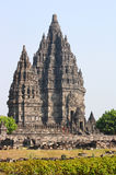 Prambanan Temple. Portrait shoot of Prambanan Temple Stock Image