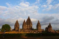 Prambanan Temple Complex Royalty Free Stock Image