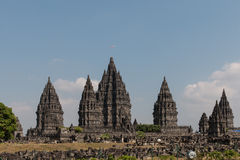 Prambanan Temple. Culture Hinduismus Monument Royalty Free Stock Photos