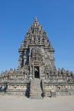 Prambanan temple, Java, Indonesia Royalty Free Stock Photo