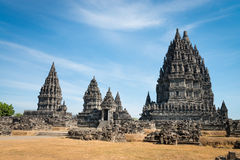 Prambanan temple, Java, Indonesia Stock Images