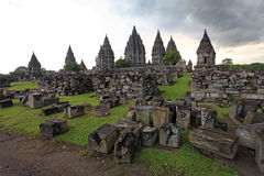 Prambanan temple, Java, Indonesia Stock Photography