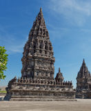 Prambanan Temple, Java, Indonesia Royalty Free Stock Photos