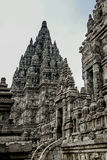 Prambanan Temple on Java Island, Indonesia. Prambanan Temple in Klaten near Yogyakarta, Java Island, Indonesia Royalty Free Stock Photography