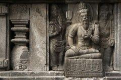 Prambanan Temple near Yogyakarta, Central Java, Indonesia. Stock Image