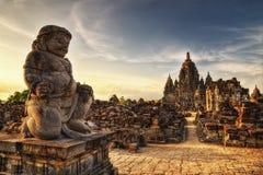 Prambanan Temple. Taken in 2011 stock images