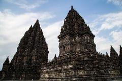 Prambanan temple Stock Images