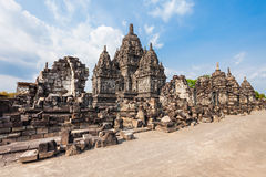 Prambanan Temple Royalty Free Stock Images