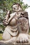 Prambanan Temple Statue Royalty Free Stock Photography