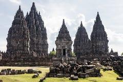 Prambanan Temple UNESCO World Heritage Site Royalty Free Stock Photos