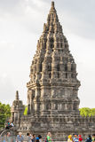 Prambanan temple, Yogjakarta, Indonesia Stock Photos