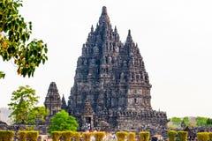 Prambanan temple, Yogjakarta, Indonesia Stock Photography