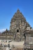 Prambanan temple in Yogyakarta Stock Image
