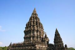 Prambanan temple in Yogyakarta Stock Photos
