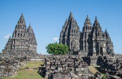 Prambanan Temple. In Yogyakatar , Indonesia Stock Photography