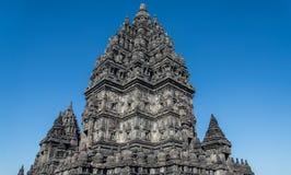 Prambanan temple. In Yogyakatar Indonesia Stock Image