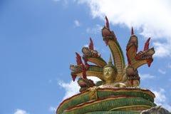 PraNagProk WatKoatakreab. In Huahin sky angle Stock Images