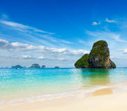 Pranang beach. Krabi, Thailand Stock Photo