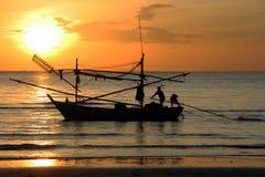 pranburi wschód słońca Thailand Zdjęcia Royalty Free