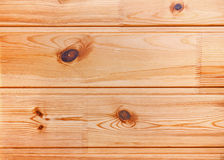 Fundo claro da prancha da madeira de pinho Foto de Stock Royalty Free