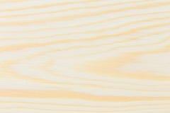 Prancha da textura da madeira de pinho Fotos de Stock Royalty Free