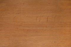 Prancha de madeira da mesa a usar-se como o fundo Fotografia de Stock Royalty Free