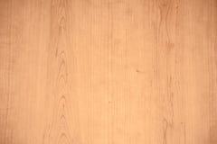 Prancha de madeira da mesa a usar-se como o fundo Fotografia de Stock