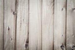 A prancha de madeira de madeira connosco, teste padrão do marrom velho natural envelheceu Foto de Stock Royalty Free