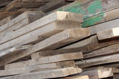Prancha de madeira Gray Texture Background Perspective, XXXL fotografia de stock