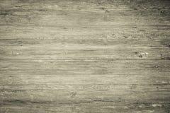 Prancha de madeira horizontal Fotos de Stock