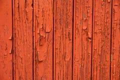 Prancha de madeira resistida Fotografia de Stock