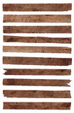 Prancha de madeira velha Fotografia de Stock