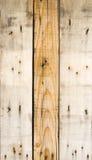 A prancha de madeira velha afligida embarca o fundo Fotografia de Stock Royalty Free