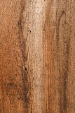 Prancha velha da madeira Foto de Stock