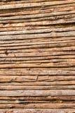 Pranchas da madeira como o fundo de madeira Fotografia de Stock Royalty Free