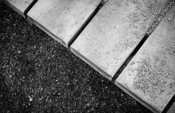 Pranchas de madeira  Fotografia de Stock
