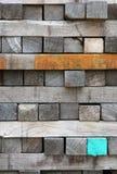 Pranchas de madeira Imagem de Stock