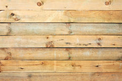 Pranchas de madeira Fotos de Stock