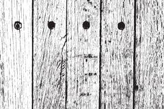 Pranchas de madeira afligidas Foto de Stock