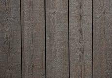 Pranchas de madeira de Brown Foto de Stock