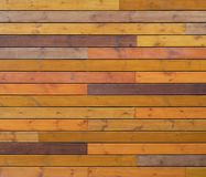 Pranchas de madeira coloridas fundo ou textura Foto de Stock