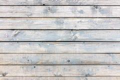 Pranchas de madeira gastos velhas pintadas com pintura cinzenta Foto de Stock