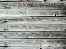 Pranchas de madeira naturais resistidas Fotos de Stock Royalty Free