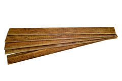 Pranchas de madeira rústicas Imagem de Stock